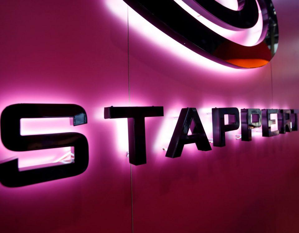 STAPPERT trade fair booth